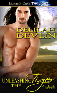 Altered States: Unleashing the Tiger by Delilah Devlin