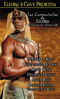 Los Cavernicolas de Ellora: Cuentos del Templo III