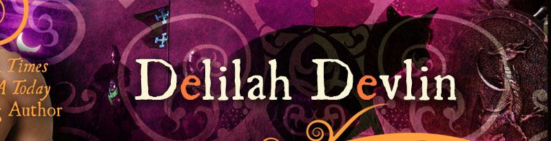 Bestselling Author Delilah Devlin