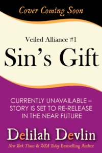 Sin's Gift (Cover Coming Soon)