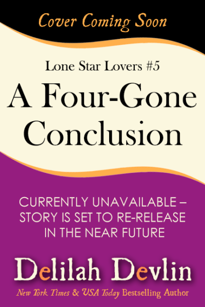 A Four-Gone Conclusion (Coming Soon)