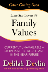 Family Values (Cover Coming Soon)