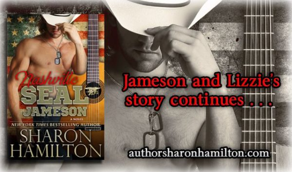 shJameson and Lizzie's story continues