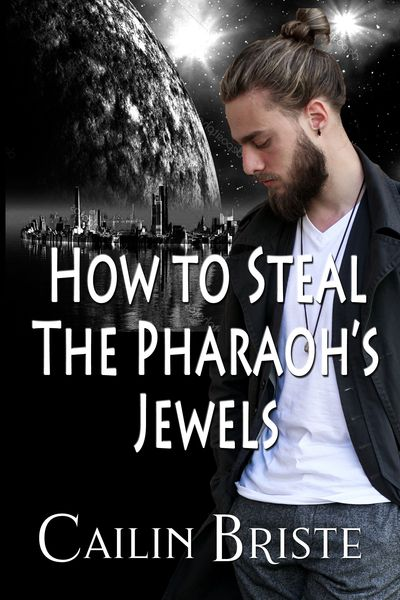 Cailin Briste: Foam, Concrete, and Goldsmiths ? Researching How to Steal the Pharaoh?s Jewels (Giveaway)