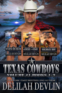 Texas Cowboys Volume 1