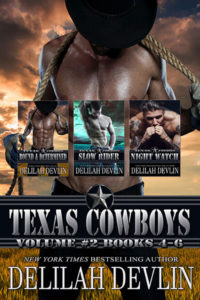 Texas Cowboys Volume 2