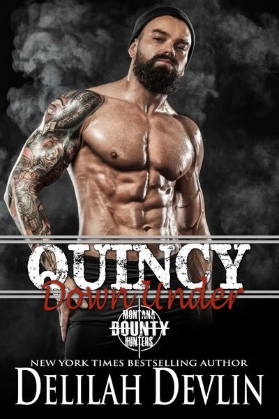 Quincy Down Under