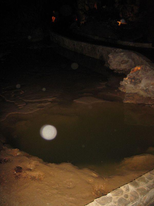 Cave--orbs
