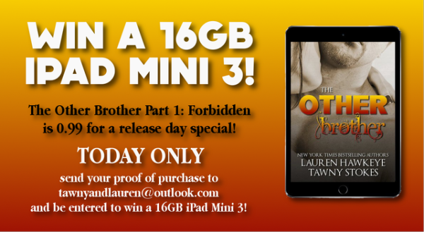 The Other Brother contest ad
