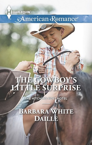 bdwThe Cowboy's Little Surprise