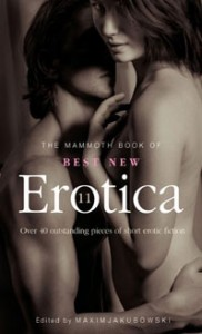 The Mammoth Book of Best New Erotica Volume 11