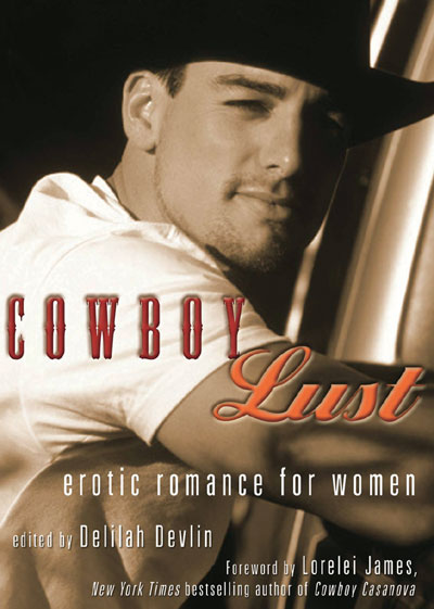 Cowboy Lust Trading Card Front Side