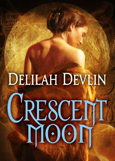 Crescent Moon Trading Card (front)