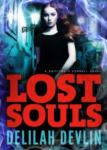 Lost Souls Trading Card (front)