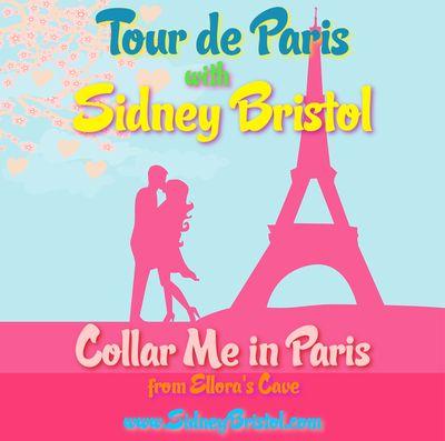 Romantic couple in Paris kissing near the Eiffel Tower