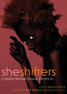 She Shifters Trading Card Front Side