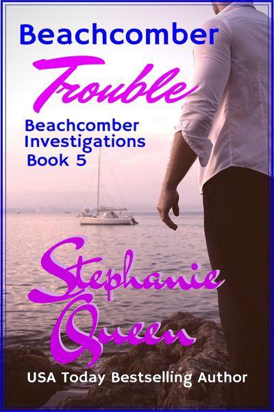sqBeachcomber Trouble Book 5 Cover1000x1500